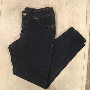 Lane Bryant Jegging dark wash size 14 Genius Fit